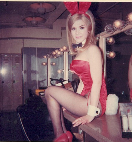 ex playboy bunny:
